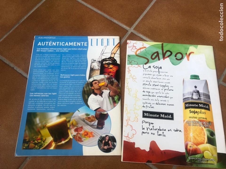 Coleccionismo de Revistas y Periódicos: LOTE REVISTA COSAS DE COCINA. NÚMEROS EXTRA - Foto 4 - 154043761