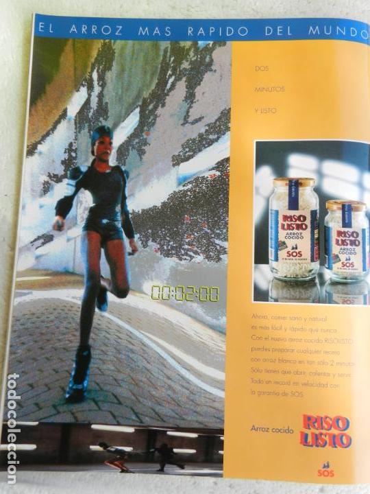 Coleccionismo de Revistas y Periódicos: COCINA MIA REVISTA Nº 31 EXTRA VERANO 1997. POSTRES, ENSALADAS, MENÚS PARA COMBINAR..... - Foto 4 - 154195830