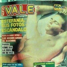 Coleccionismo de Revistas y Periódicos: REVISTA NUEVO VALE 564 26/5/1990. Lote 154212438
