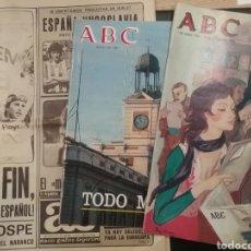 Coleccionismo de Revistas y Periódicos: ABC Y AS AÑOS 80. Lote 154308477