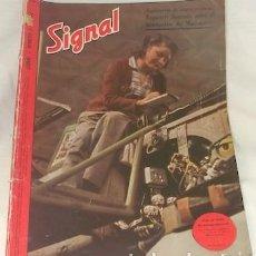 Coleccionismo de Revistas y Periódicos: REVISTA SIGNAL Nº 7, DE 1944. Lote 154317906