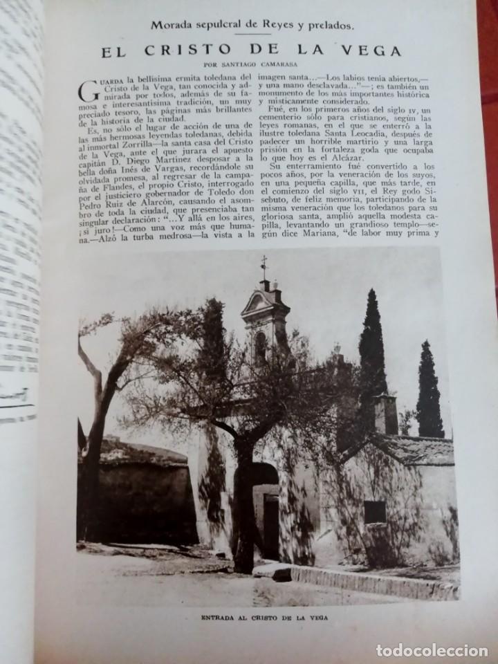 Coleccionismo de Revistas y Periódicos: Blanco y Negro - 6 revistas, años 1926 y 1927, en tomo - Foto 10 - 154349890