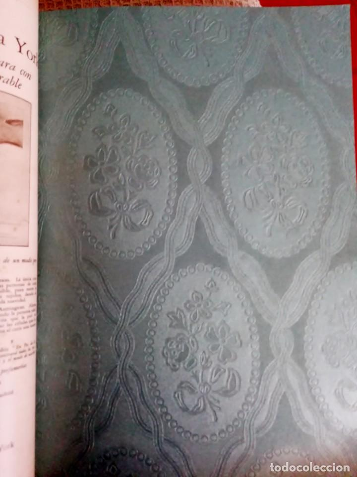 Coleccionismo de Revistas y Periódicos: Blanco y Negro - 6 revistas, años 1926 y 1927, en tomo - Foto 11 - 154349890