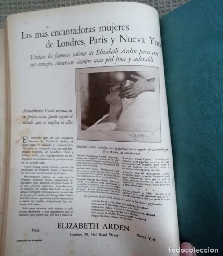 Coleccionismo de Revistas y Periódicos: Blanco y Negro - 6 revistas, años 1926 y 1927, en tomo - Foto 13 - 154349890