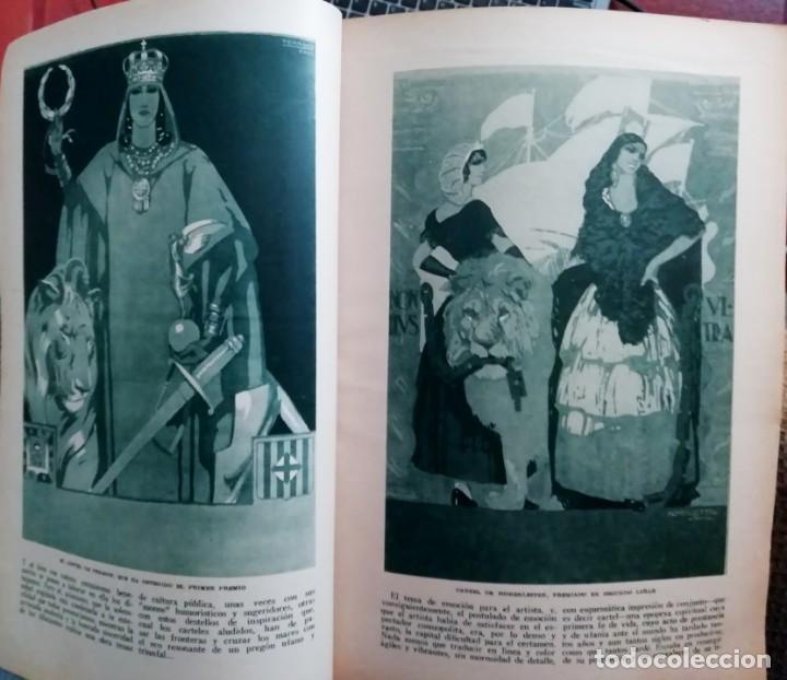 Coleccionismo de Revistas y Periódicos: Blanco y Negro - 6 revistas, años 1926 y 1927, en tomo - Foto 15 - 154349890