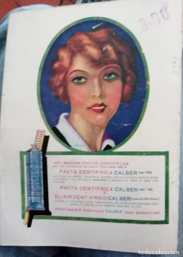 Coleccionismo de Revistas y Periódicos: Blanco y Negro - 6 revistas, años 1926 y 1927, en tomo - Foto 18 - 154349890