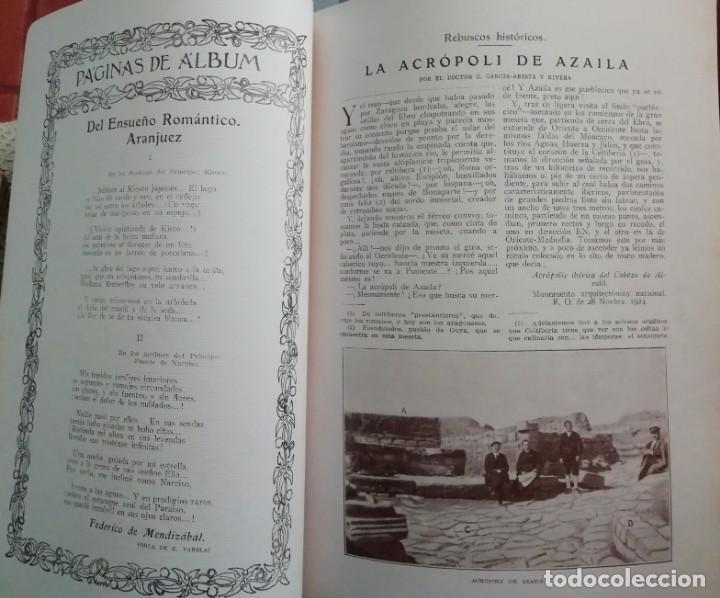 Coleccionismo de Revistas y Periódicos: Blanco y Negro - 6 revistas, años 1926 y 1927, en tomo - Foto 25 - 154349890