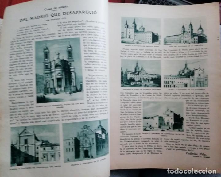 Coleccionismo de Revistas y Periódicos: Blanco y Negro - 6 revistas, años 1926 y 1927, en tomo - Foto 28 - 154349890