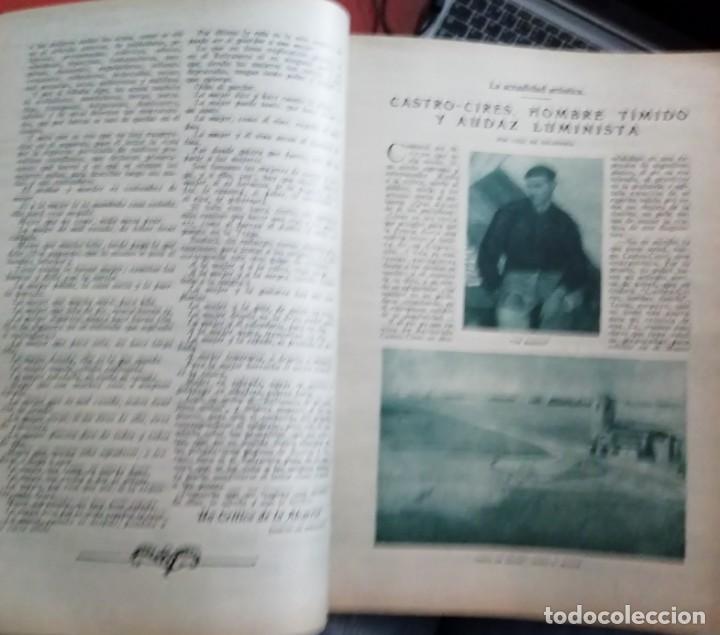 Coleccionismo de Revistas y Periódicos: Blanco y Negro - 6 revistas, años 1926 y 1927, en tomo - Foto 29 - 154349890