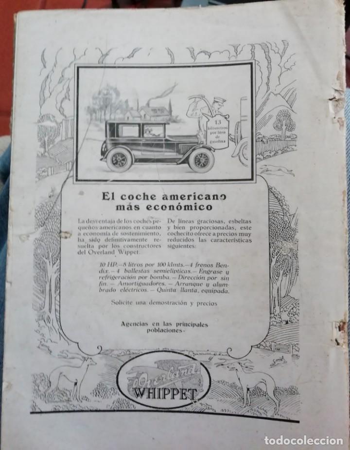 Coleccionismo de Revistas y Periódicos: Blanco y Negro - 6 revistas, años 1926 y 1927, en tomo - Foto 31 - 154349890