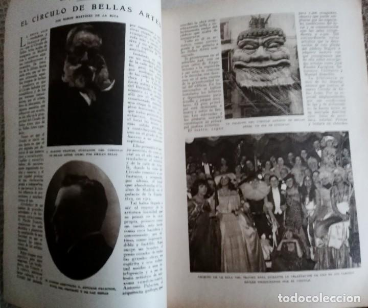 Coleccionismo de Revistas y Periódicos: Blanco y Negro - 6 revistas, años 1926 y 1927, en tomo - Foto 34 - 154349890