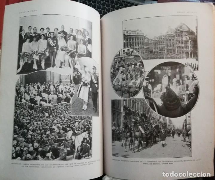 Coleccionismo de Revistas y Periódicos: Blanco y Negro - 6 revistas, años 1926 y 1927, en tomo - Foto 36 - 154349890