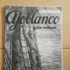 Coleccionismo de Revistas y Periódicos: REVISTA AJOBLANCO. NÚMERO 14. JUNIO 1976.. Lote 154504082