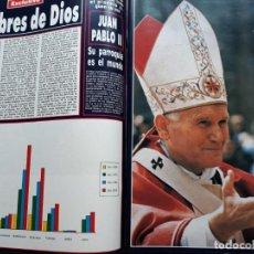 Coleccionismo de Revistas y Periódicos: PAPA JUAN PABLO II . Lote 154569342