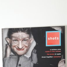 Coleccionismo de Revistas y Periódicos: SHOTS, REVISTA SOBRE PUBLICIDAD. N° 113. MARZO 2009. Lote 154755624