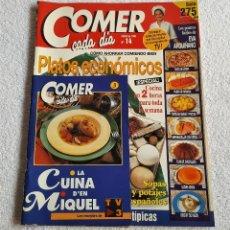 Coleccionismo de Revistas y Periódicos: REVISTA COMER CADA DIA - ENERO 1996 Nº14. Lote 154918190
