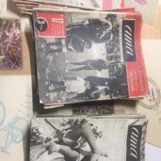 Coleccionismo de Revistas y Periódicos: REVISTAS AMA AÑOS 1960/61/62/63/1964. Lote 154945016