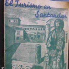 Coleccionismo de Revistas y Periódicos: EL TURISMO EN SANTANDER REVISTA 1935. Lote 154945358