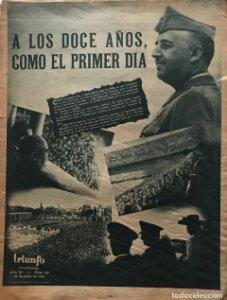 1948 Triunfo. Semanario Gráfico. Año III, Núm 127