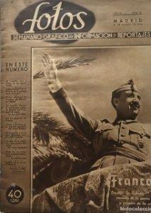 1940 Fotos. Semanario gráfico nacional Año IV. Nº 161
