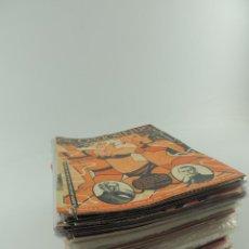 Coleccionismo de Revistas y Periódicos: GRAN COLECCION DE 285 NÚMEROS DE LA REVISTA LA CODORNIZ. Lote 154970554