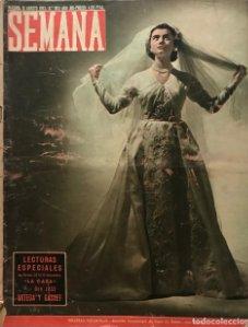 1952 Revista Semana Nº 652