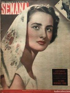 1952 Revista Semana Nº 654