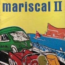 Coleccionismo de Revistas y Periódicos: MARISCAL. CARPETA BLOC16 POSTERS 42X30 CM. Lote 155000338