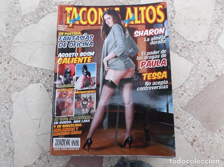 Altos Adultos Nº en Para Tacones 179revista Eroticasolo EspañolRevista Fetichista OXwZTuPki