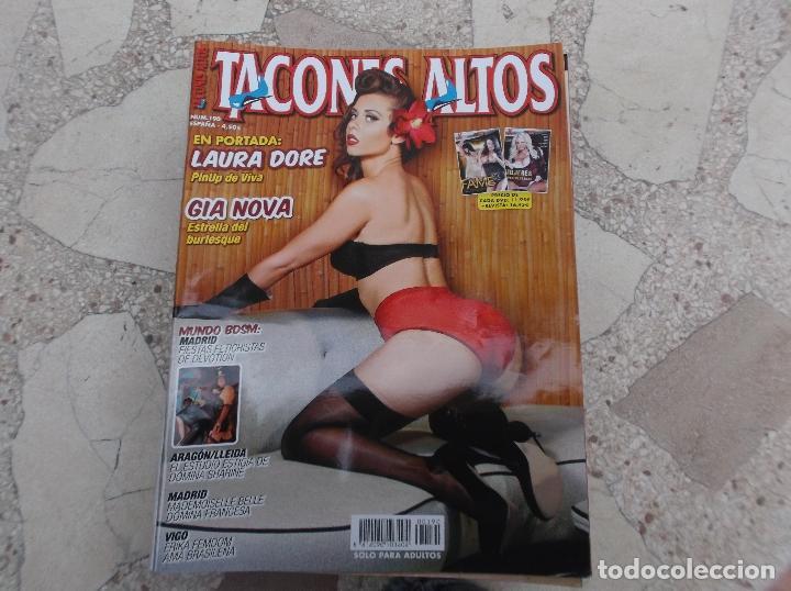 Adultos en Nº Eroticasolo EspañolRevista Para Tacones 190revista Altos Fetichista WEHIY2D9