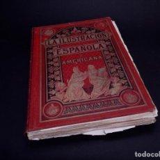 Coleccionismo de Revistas y Periódicos: LA ILUSTRACIÓN ESPAÑOLA Y AMERICANA. 1ER SEMESTRE 1909. Lote 155081438