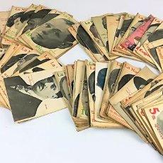 Coleccionismo de Revistas y Periódicos: 29 EJEMPLARES LA NOVELA CORTA. VV. AA. IMPRENTA LA NOVELA CORTA. MADRID 1916. Lote 155095306