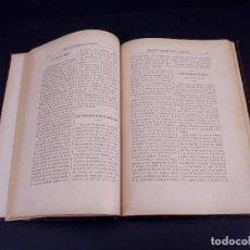 Coleccionismo de Revistas y Periódicos: REVISTA DE OBRAS PÚBLICAS. TOMO VIII, MADRID 1890. Lote 155152530