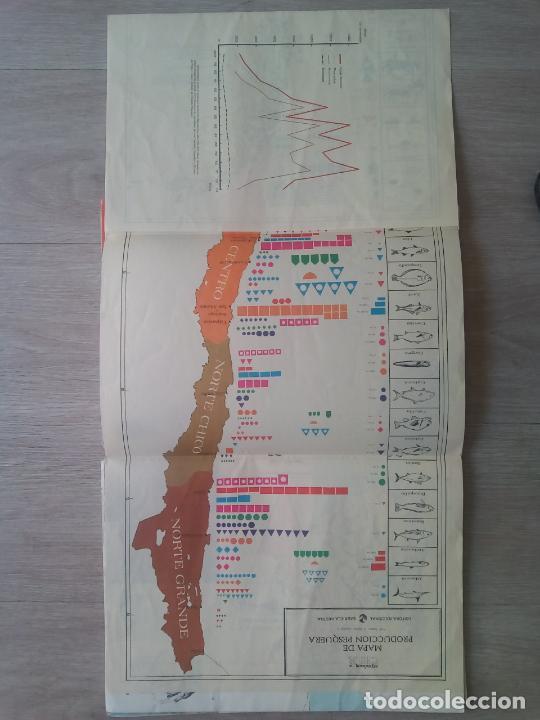 Coleccionismo de Revistas y Periódicos: EXPEDICION A CHILE. Editora Nacional Gabriel Mistral. N.1 hasta 10 - Foto 7 - 155229694