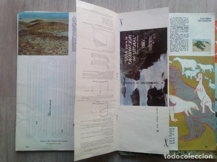 Coleccionismo de Revistas y Periódicos: EXPEDICION A CHILE. Editora Nacional Gabriel Mistral. N.1 hasta 10 - Foto 10 - 155229694