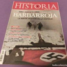 Coleccionismo de Revistas y Periódicos: LA AVENTURA DE LA HISTORIA Nº 94 DOSSIER:OPERACIÓN BARBARROJA (COMO NUEVA DE VERDAD!). Lote 235390870
