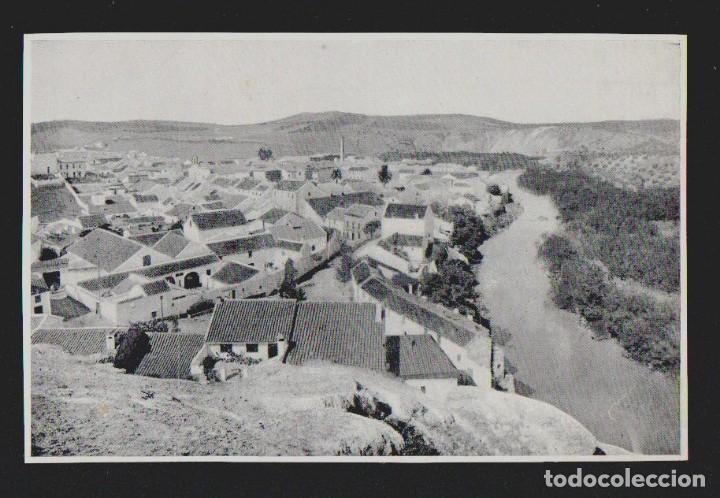 PUENTE GENIL ( CÓRDOBA ). RIO GENIL Y LA CRUZ DE SAN JUAN. (Coleccionismo - Revistas y Periódicos Antiguos (hasta 1.939))