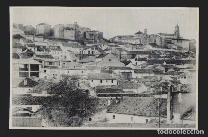 BAENA ( CÓRDOBA ). PARROQUIA MAYOR Y EL CASTILLO. (Coleccionismo - Revistas y Periódicos Antiguos (hasta 1.939))