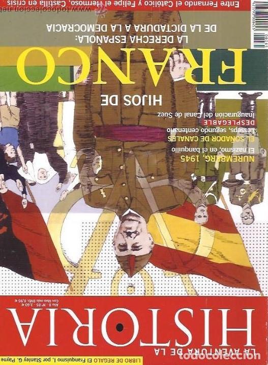 HISTORIA DOSSIER FRANCO - EL VALLE DE LOS CAIDOS - ENVIO GRATIS (Coleccionismo - Revistas y Periódicos Modernos (a partir de 1.940) - Otros)