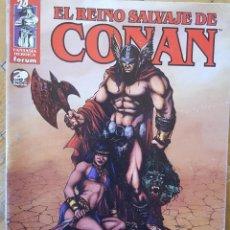 Coleccionismo de Revistas y Periódicos: EL REINO SALVAJE DE CONAN 24. Lote 155462258