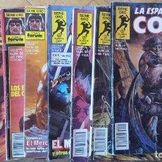 Coleccionismo de Revistas y Periódicos: LOTE ESPADA SALVAJE DE CONAN, PRIMERA EDICIÓN (7 NÚMEROS - TAMBIÉN SUELTOS). Lote 155462798