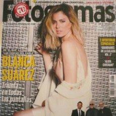 Coleccionismo de Revistas y Periódicos: FOTOGRAMAS Nª 2083 / MAYO 2017 / PORTADA: BLANCA SUAREZ. Lote 155478234