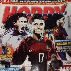 Coleccionismo de Revistas y Periódicos: HOBBY CONSOLAS NÚMERO 193 NOVIEMBRE 2007 . Lote 155500454