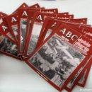 Coleccionismo de Revistas y Periódicos: LOTE ABC DOBLE DIARIO DE LA GUERRA CIVIL 15 PRIMEROS NUMEROS. Lote 155532421