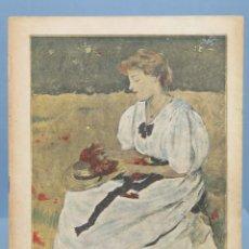 Coleccionismo de Revistas y Periódicos: REVISTA. NUEVO MUNDO. Nº 345. 15 AGOSTO 1900. Lote 155619538