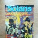Coleccionismo de Revistas y Periódicos: SOLARIS #1. Lote 155625314