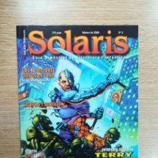 Coleccionismo de Revistas y Periódicos - SOLARIS #2 - 155625318