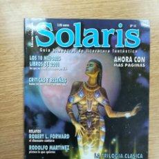 Coleccionismo de Revistas y Periódicos - SOLARIS #14 - 155625358