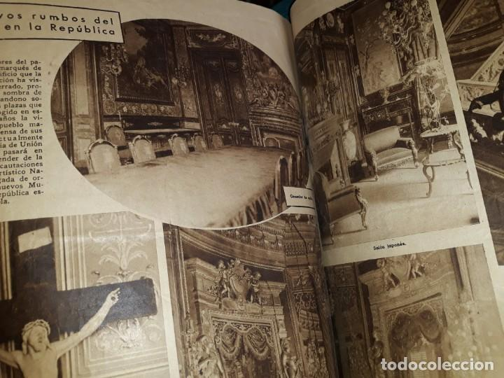 Coleccionismo de Revistas y Periódicos: PERIODICO ABC DIARIO REPUBLICANO IZQUIERDAS GUERRA CIVIL CRISTO FOTOS MILICIANOS TREN ENFERMERAS - Foto 3 - 155652298