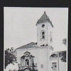 Coleccionismo de Revistas y Periódicos: LUCENA ( CÓRDOBA ). FACHADA DE SAN JUAN DE DIOS ( HOSPITAL ).. Lote 155673866